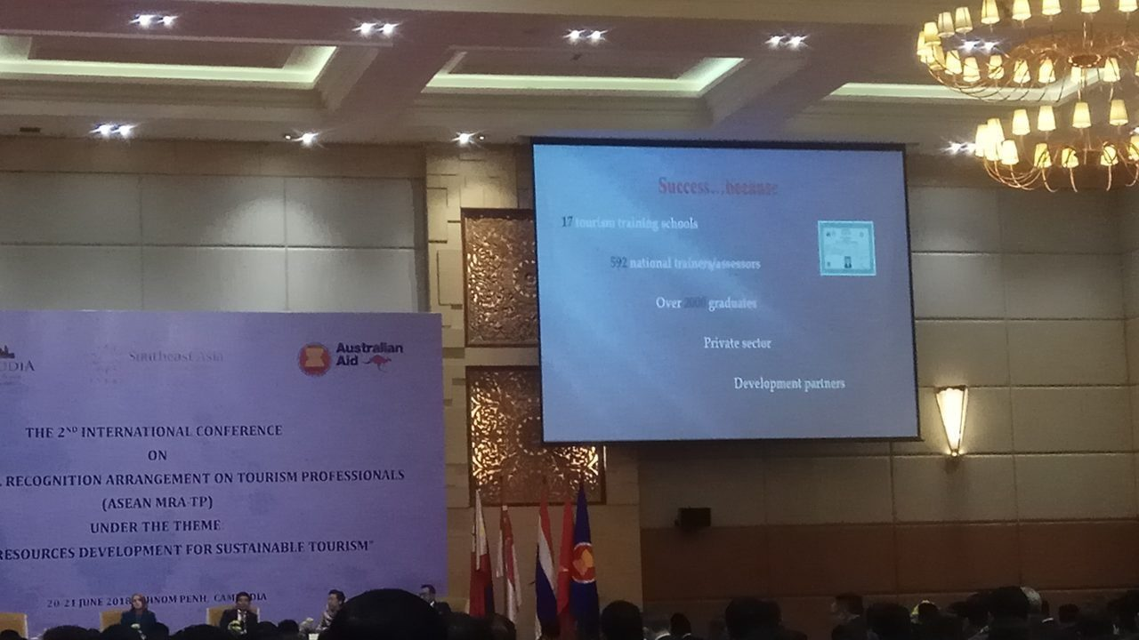 SOK KHA- National-conference on MRA